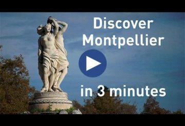 Entdecken Sie Montpellier