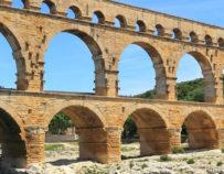 Ausflug nach Uzès, zur Pont du Gard und Avignon
